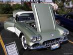1960 Cascade Green White C1