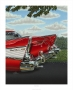 "1957 CHEVY ""De-Tail"" - unframed"