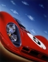 1966 Ferrari P3 -  small unframed