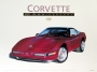 40TH ANNIVERSARY CORVETTE - framed