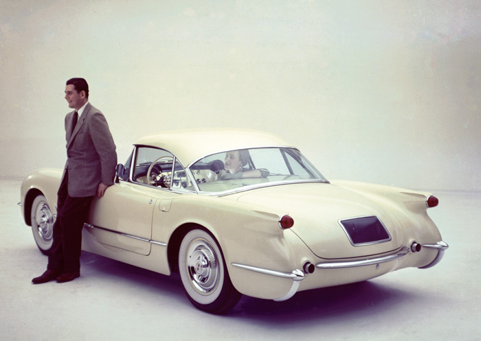The Convertible Coupe - Image Courtesy of General Motors Archive