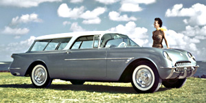 The Nomad - Image Courtesy of General Motors Archive