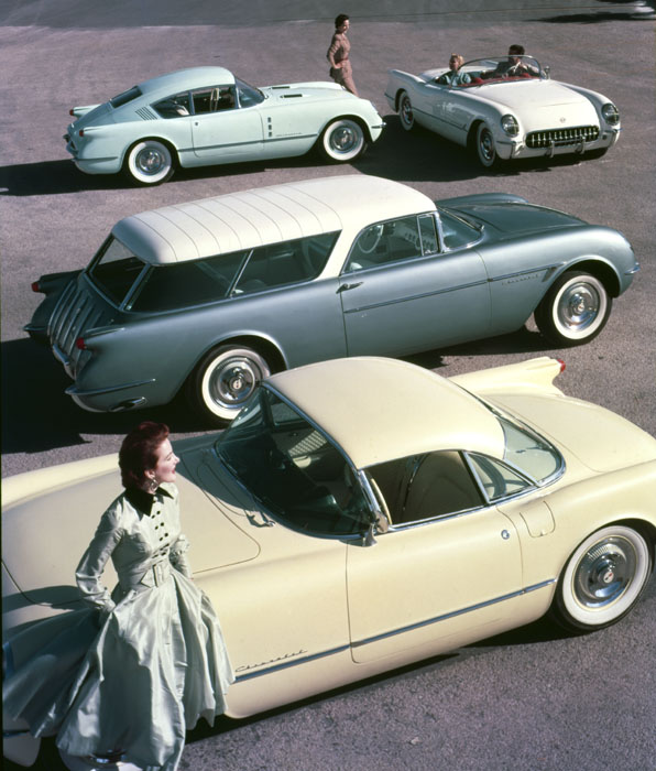 1954's - Image Courtesy of General Motors Archive