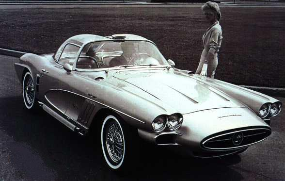 XP-700 - Image Courtesy of General Motors Archive