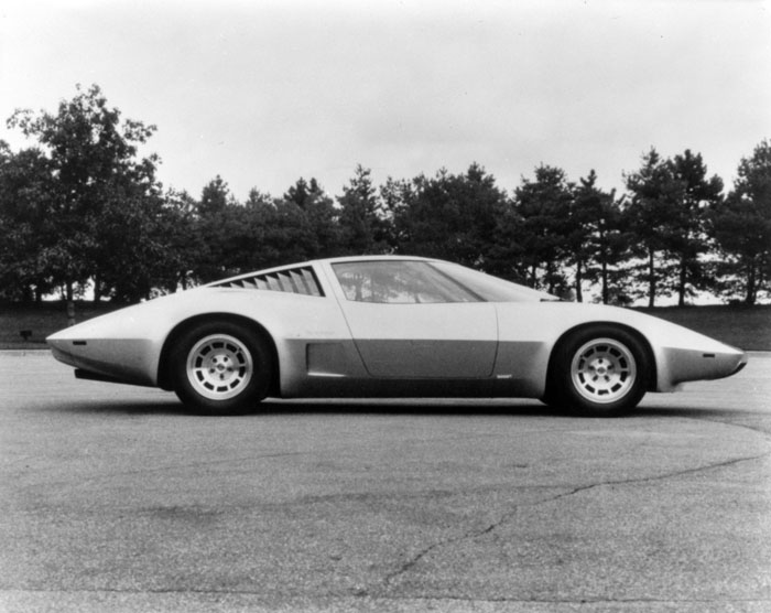 Aero-Vette - Image Courtesy of General Motors Archive