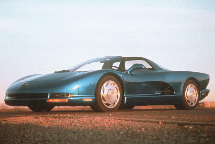 CERV III - Image Courtesy of General Motors Archive