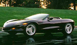 Sting Ray III - Image Courtesy of General Motors Archive