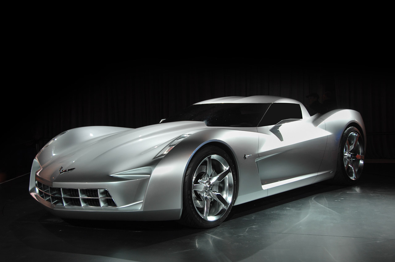 You are browsing images from the article: Chevrolet Corvette