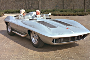 Stingray Racer - Image Courtesy of General Motors Archive