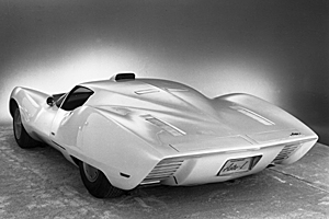 Astro Vette - Image Courtesy of General Motors Archive