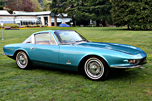 Corvette Rondine Pininfarina Coupe - Image Courtesy of General Motors Archive