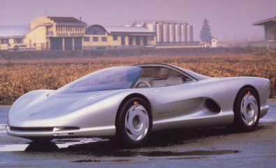 Corvette Indy - Image Courtesy of General Motors Archive
