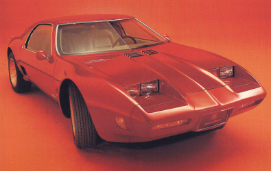 Corvette 2-Rotor - Image Courtesy of General Motors Archive