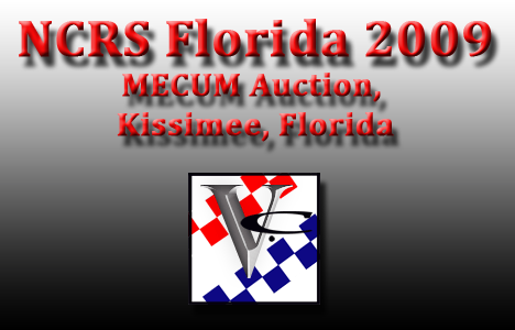MECUM Auction - NCRS Florida 2009